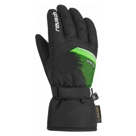 Reusch BOLT GTX JR black - Kids' ski gloves