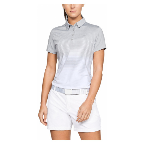 Under Armour Zinger Polo T-shirt Grey