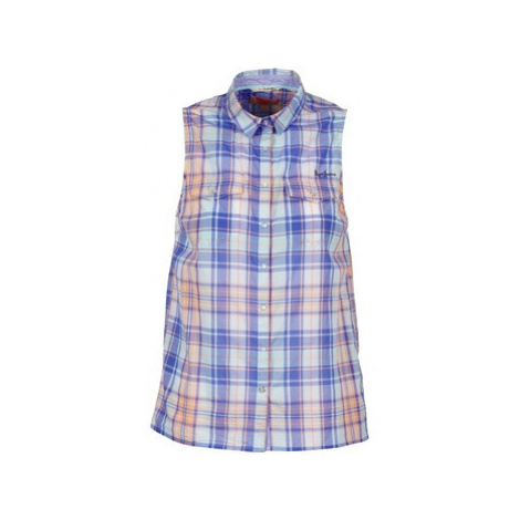 Pepe jeans CARI women's Short sleeved Shirt in Blue