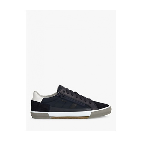 Geox Kaven Suede Trainers