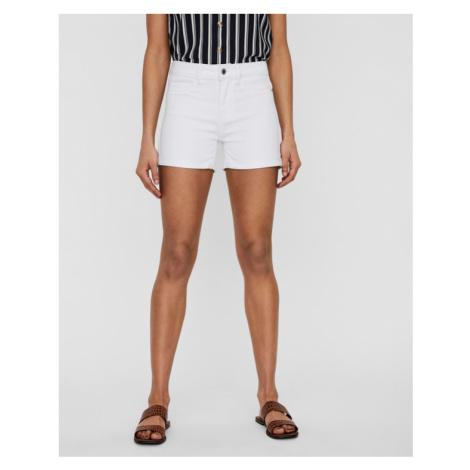 Vero Moda Hot Seven Shorts White