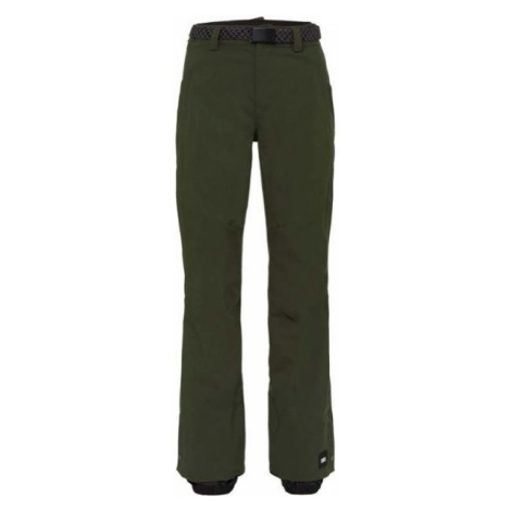 O'Neill PW STAR PANTS dark green - Women's ski/snowboard pants