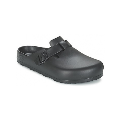 Birkenstock BOSTON EVA men's Clogs (Shoes) in Black