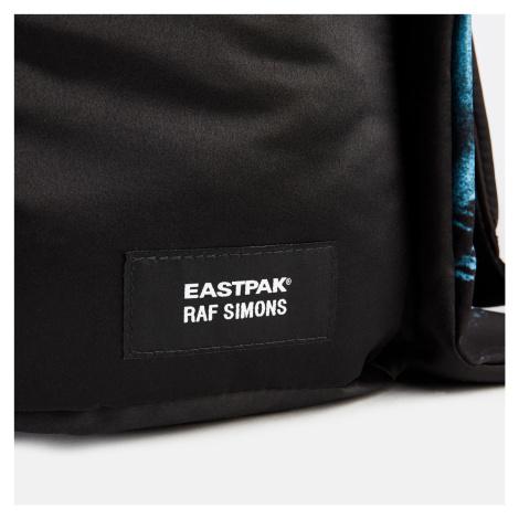 Eastpak X Raf Simons Men's Poster Padded Backpack - Black Satin