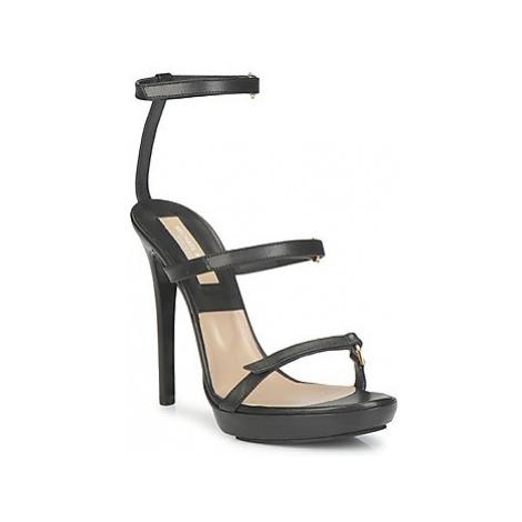 Michael Kors MK18031 women's Sandals in Black
