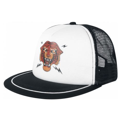 RED by EMP - Who's Wearing The Cap - Baseball cap - black-white