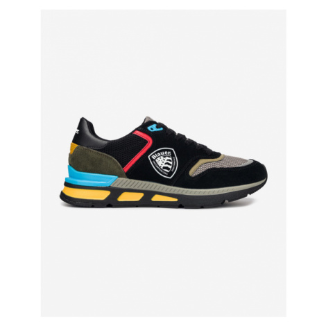Blauer Hilo 01 Sneakers Black Colorful