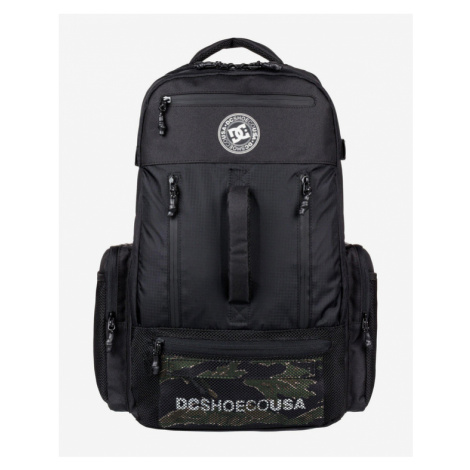 DC Double Trouble Large Backpack Black