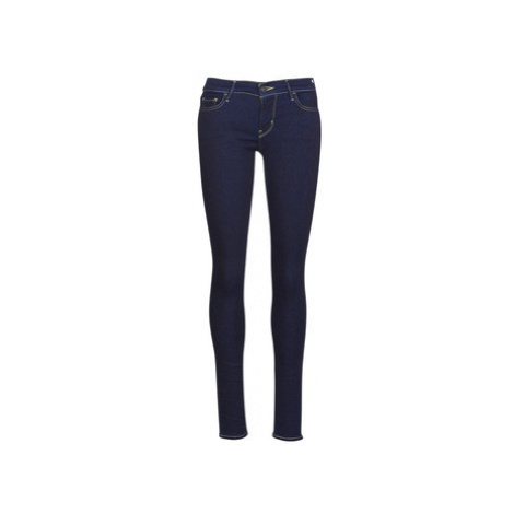 Levis INNOVATION SUPER SKINNY women's in Blue Levi´s