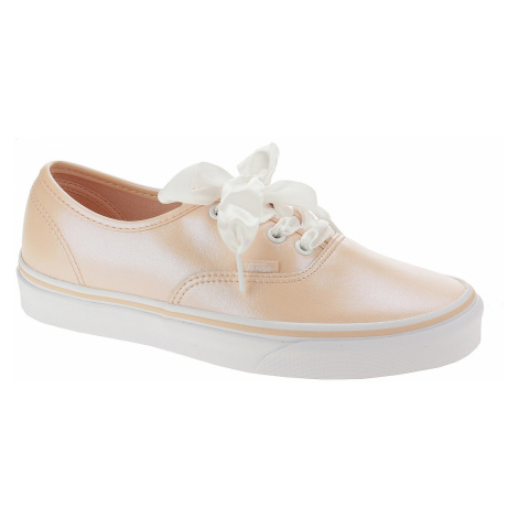 shoes Vans Authentic - Pearl Suede/Spanish Villa/True White