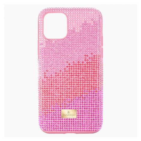 High Love Smartphone Case, iPhone® 11 Pro, Pink Swarovski
