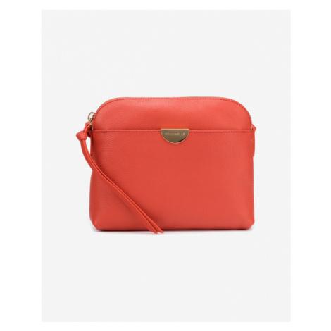 Coccinelle Mini Bottalatino Cross body bag Red
