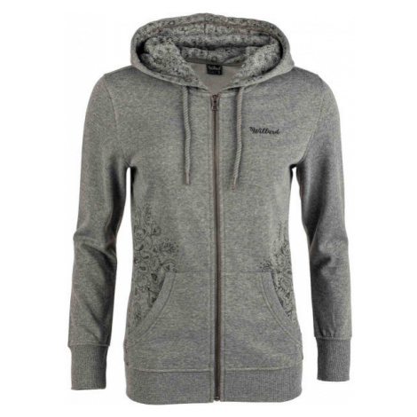 Willard JULIE grey - Women's sweatshirt