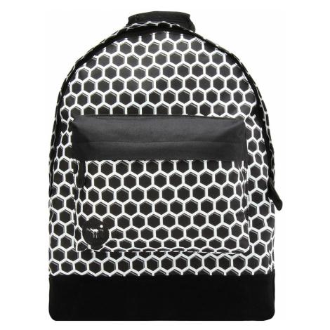 backpack Mi Pac Honeycomb - Black/White