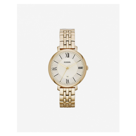 Fossil Jacqueline Watches Gold