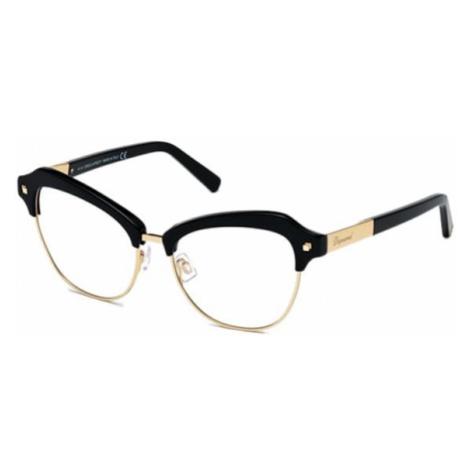 Dsquared2 Eyeglasses DQ5152 001 Dsquared²