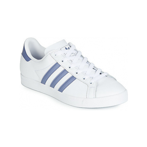 Adidas COAST STAR W women's Shoes (Trainers) in White