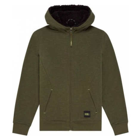 O'Neill LB RIDGE SHERPA SUPERFLEECE dark green - Boys' hoodie
