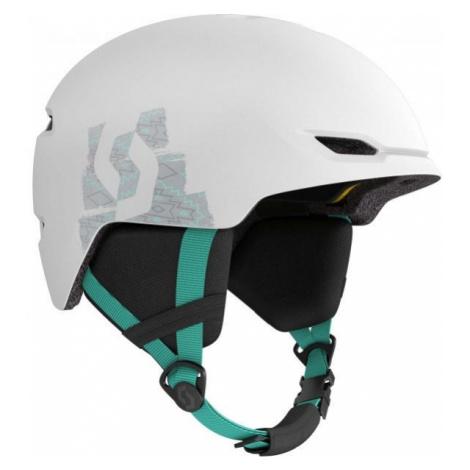 Scott KEEPER 2 PLUS white - Kids' ski helmet