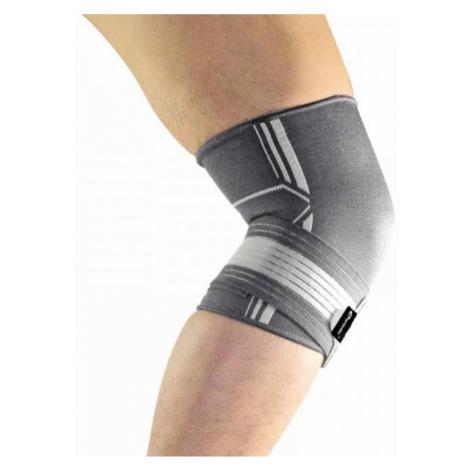 Spokey SEGRO KNEE BANDAGE gray - Knee bandage