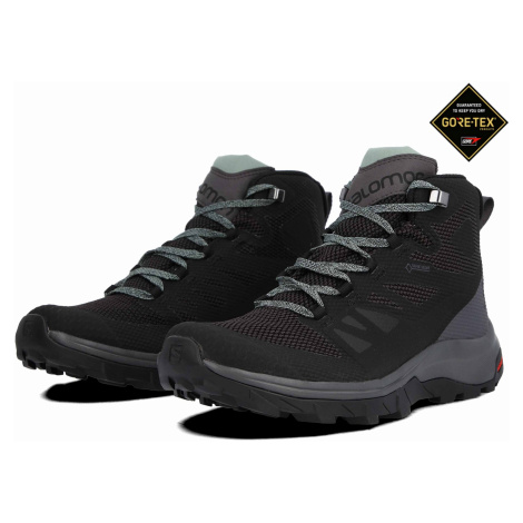 Salomon OUTline Mid GORE-TEX Women's Walking Boots - AW20