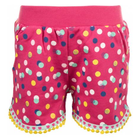 ALPINE PRO HERDO pink - Children's shorts