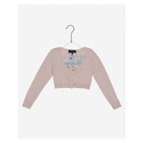 John Richmond Kids Sweater Beige