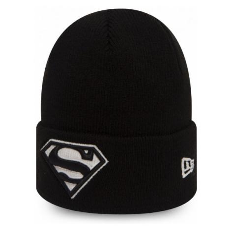 New Era JR SUPERMAN black - Children's winter hat