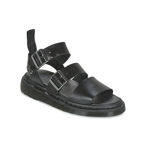 Dr Martens Gryphon women's Sandals in Black