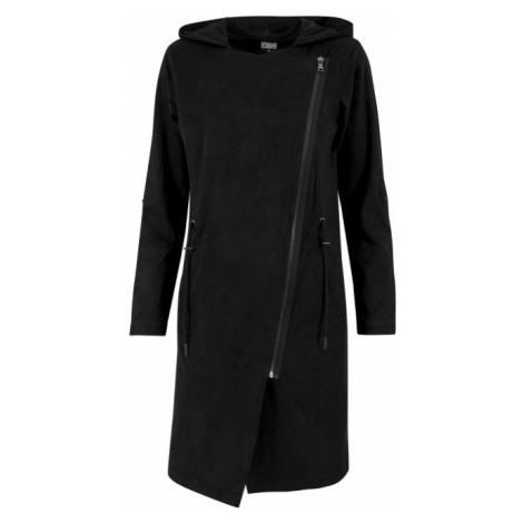 Urban Classics Ladies Imitation Suede Parka black