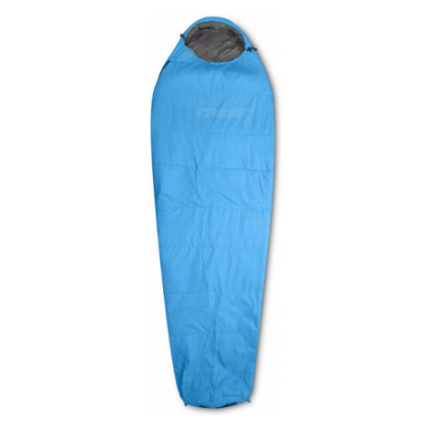 Blue outdoor and hiking equipment
