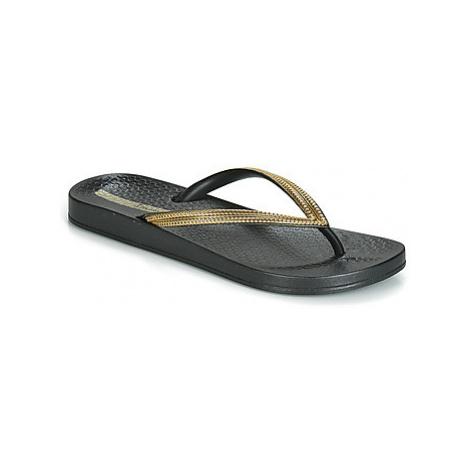 Ipanema MESH III women's Flip flops / Sandals (Shoes) in Black