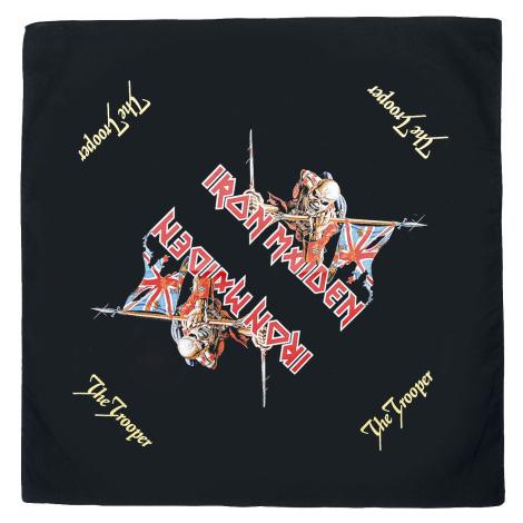 Iron Maiden - The trooper - Bandana - Bandana - multicolour
