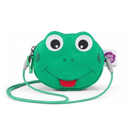 bag Affenzahn Finn Frog - Green/Black/Red - kid´s