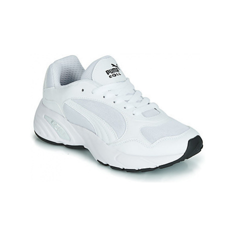 Puma VIPER RUNNING.WH-WH women's Shoes (Trainers) in White