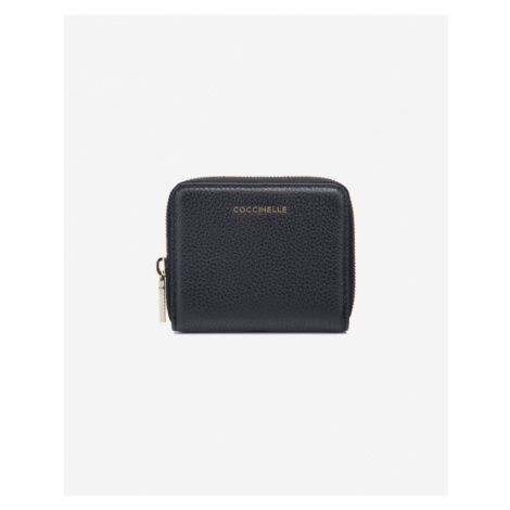 Coccinelle Metallic Soft Wallet Black