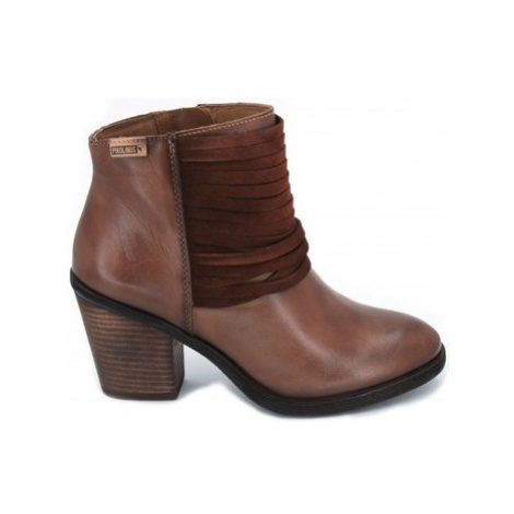Pikolinos Women´s Booties Alicante W3P-8981 women's Low Ankle Boots in Brown