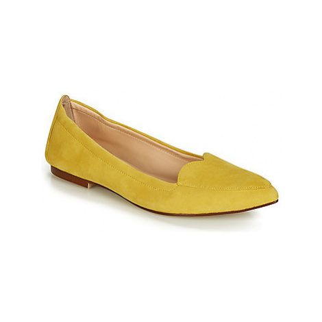 Paco Gil PARKER women's Shoes (Pumps / Ballerinas) in Yellow