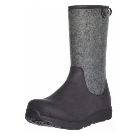 Ice Bug GROVE W MICHELIN WIC WOOLPOWER grey - Women's winter shoes