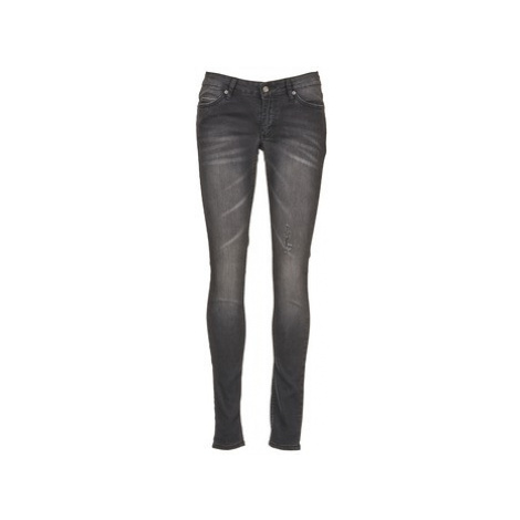 Cheap Monday TROWBACK women's Skinny Jeans in Black
