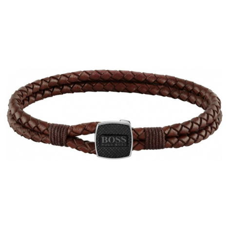Gents BOSS Jewellery Seal Bracelet