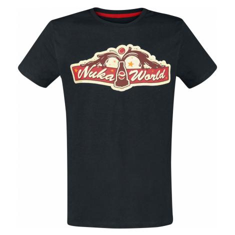 Fallout - Nuka World - T-Shirt - black