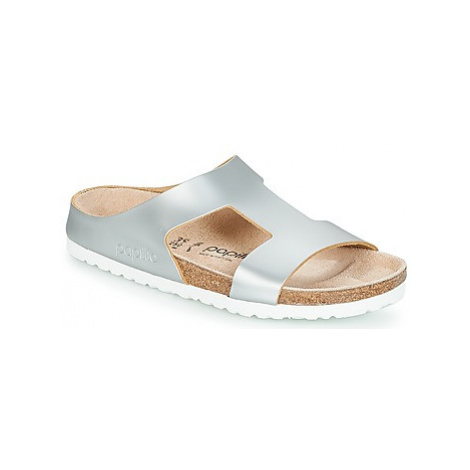 Papillio CHARLIZE women's Mules / Casual Shoes in Silver