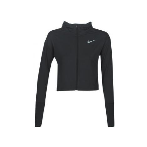 Nike W NK ELMNT FZ HOODIE women's Sweatshirt in Black