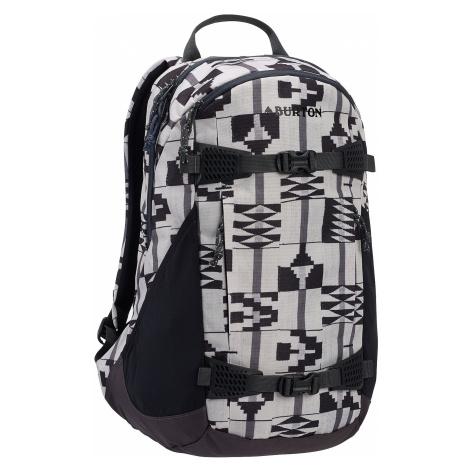 backpack Burton Day Hiker 25 - Pelican Brickstripe Print - women´s
