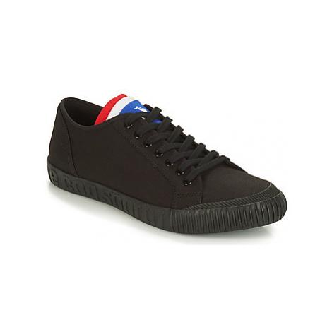 Le Coq Sportif NATIONALE men's Shoes (Trainers) in Black