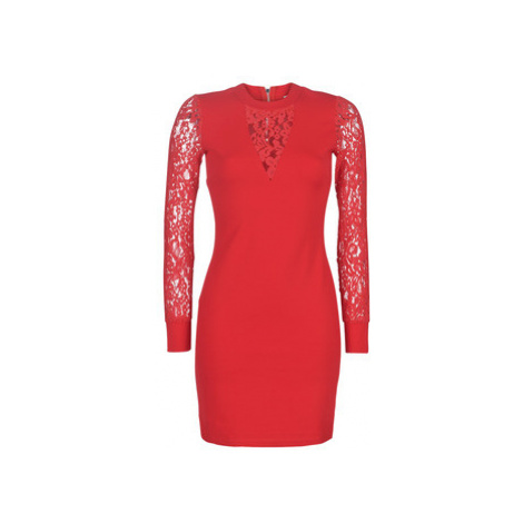 Moony Mood LICE women's Dress in Red