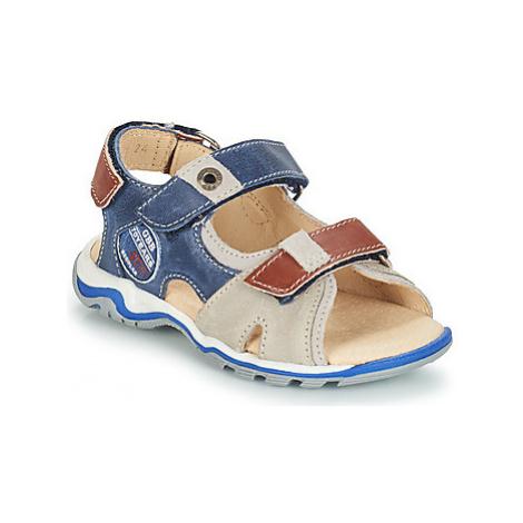 GBB SIDI boys's Children's Sandals in Blue
