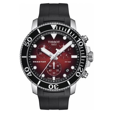 Tissot Watch Seastar 1000 Quartz Chronograph