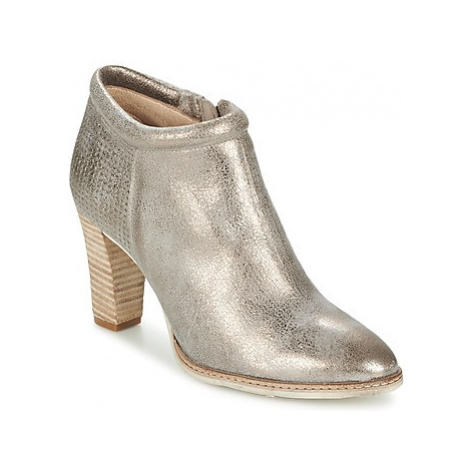 Myma TELYR women's Low Ankle Boots in Silver
